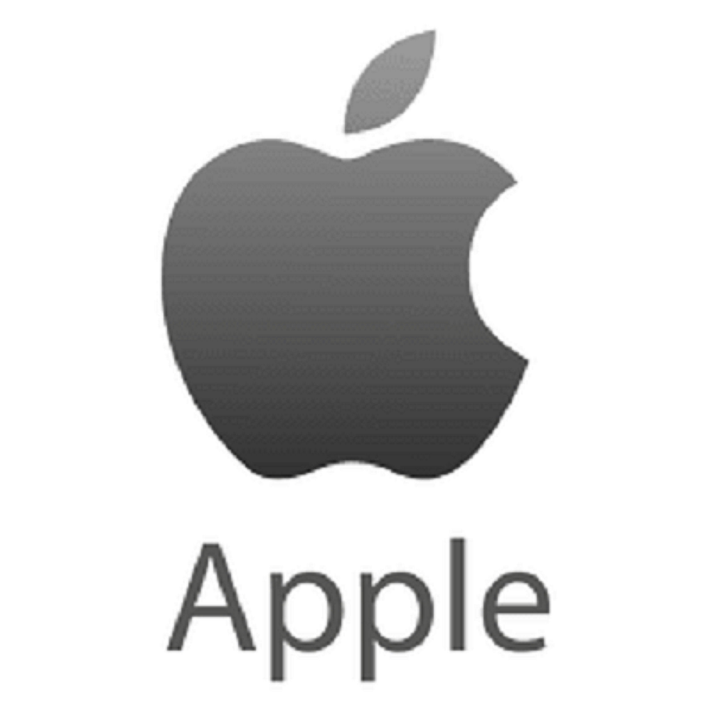This image has an empty alt attribute; its file name is apple-logo.png